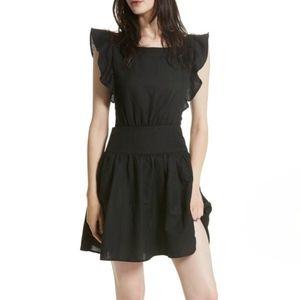 Free People Erin Ruffle Dress